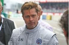 Brad Pitt Parmi Les Des 24 Heures Du Mans