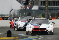 New Bmw 8 Series Coupe And M8 Gte United In Le Mans Wheels24