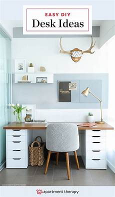 Apartment Therapy Diy by Easy Diy Desk Ideas Projects Apartment Therapy
