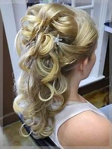 Halb Hochgesteckte Haare - hochzeitsfrisuren locken halb offen bild jpg 600 215 798