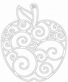 Ausmalbilder Apfel Mandala Herbst Mandalas F 252 R Kinder Zum Ausdrucken Und Ausmalen