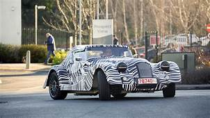 The New Morgan Sports Car Will Be Made Of 'metal' Not