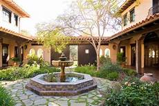 spanish style house plans with interior courtyard 27 best central interior courtyard house plan images on