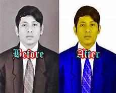4 Cara Membuat Foto Hitam Putih Jadi Berwarna Di Photoshop