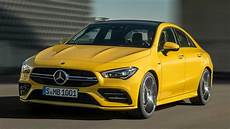 amg mercedes 2020 2020 mercedes amg 35 debuts as 302 bhp performance saloon