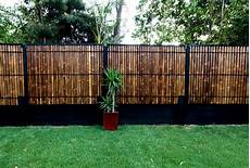 Bamboo Fencing Panels Design Ideas