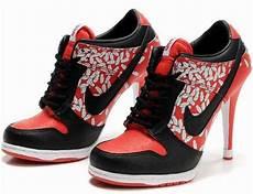 mapz la fashion nike high heels huh