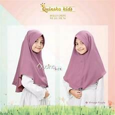Terpopuler 84 Model Jilbab Instan Anak