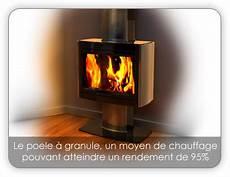 chauffage aux granules energies naturels