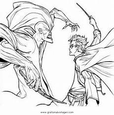 Harry Potter Malvorlagen Comic Voldemort 3 Gratis Malvorlage In Comic Trickfilmfiguren