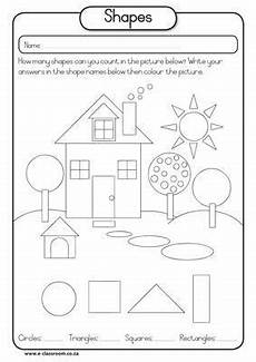 worksheets on shapes for grade 1 1214 shapes maths worksheet free le idee della scuola forme di apprendimento matematica per bambini