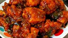 street chilli chicken dry recipe by lalit how to make