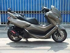 Jok Motor Modifikasi by Modifikasi Jok Motor Jok Yamaha Nmax Model Majesty