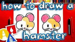 How To Draw The Cute Hamster Emoji 🐹 – Kids YouTube