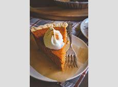 pumpkin pie with sweetened condensed milk