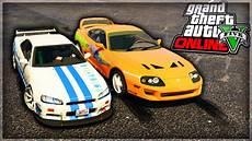 pr 233 sentation des voitures de fast and furious sur gta 5