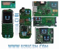 Cell Firmware Nokia C1 01 Pcb Diagram Board