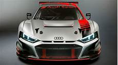 Updated Audi R8 Lms Gt3 Race Car Unveiled In