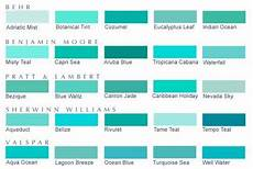 turquoise paint color chart colour turquoise colour chart search blue green