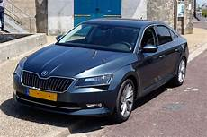 Skoda Superb 2 0 Tdi 150pk Greentech Style Business 2015