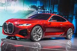 BMW Previews Next Gen 4 Series And I4 With Bold Concept