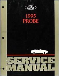 1994 ford probe repair shop manual original 1995 ford probe repair shop manual original