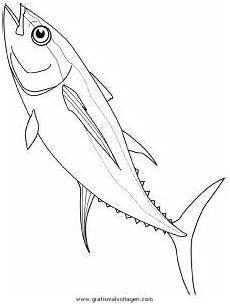 verschiedene fische 147 gratis malvorlage in fische tiere