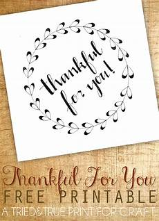 thanksgiving gift card template thankful for you printable c r a f t