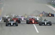Formel 1 Kalender 2018 Alle Termine Startzeiten Und