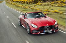 mercedes gt roadster mercedes amg gt c roadster 2017 uk road test review by