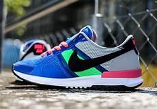 nike air pegasus 83 30 royal neon pink sneakernews