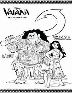 kostenlose malvorlage vaiana vaiana und ausmalen zum