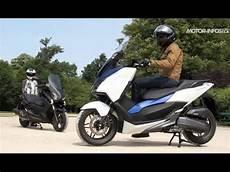 honda forza 125 vitesse max comparatif honda forza 125 vs yamaha x max 125