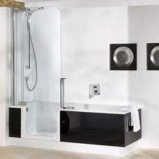 bad dusche kombi duschbadewanne badezimmerideen und