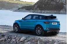 range rover evoque landmark edition celebrates sales