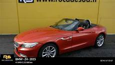 bmw z4 lounge annonce occasion bmw z4 roadster sdrive35i 306ch lounge