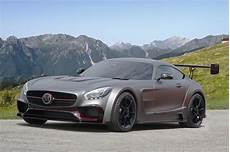 Mansory Builds One Of One Mercedes Amg Gt S