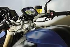 Bmw Motorrad Navi - bmw motorrad pr 228 sentiert den navigator