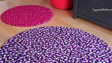 tappeti in feltro tappeto di palline