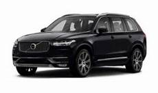 volvo xc90 curb weight by years and trims