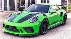 new porsche 911 gt3 rs techart carbon sport pack