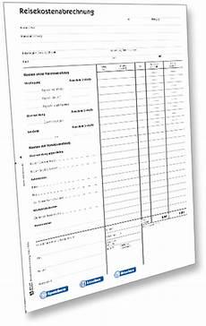reisekostenabrechnung formular vorlage downloaden zweckform