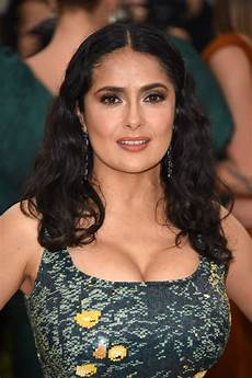 Salma Hayek Salma Hayek Before And After Plastic Verge Cus