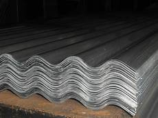 10ft galvanised corrugated sheet 7mm smith fencing