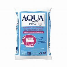 sel pour adoucisseur 25 kg aqua leroy merlin