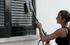 come pulire le persiane in legno pulizia all aperto con l idropulitrice bricoliamo