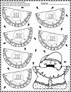 subtraction with regrouping worksheets summer 10707 summer 3 digit subtraction with regrouping color by code printables school worksheets math