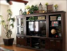 Decorating Ideas Top Of Entertainment Center decorating ideas for tops of entertainment centers top