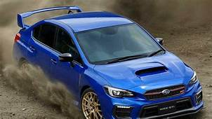 Subaru Reportedly Teaming Up With Toyota For Next Gen WRX