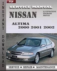 how to download repair manuals 2002 nissan altima electronic throttle control nissan repair service manual pdf page 4
